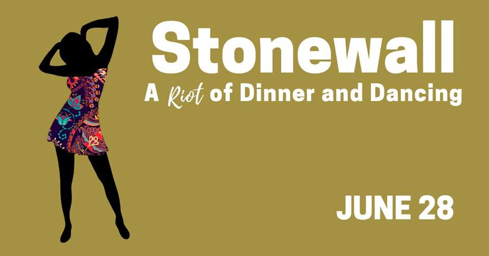 Stonewall: A Riot of Dinner and Dancing